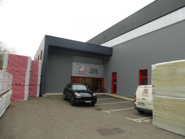 Location Local d'activités / Entrepôt Veurey-Voroize 0