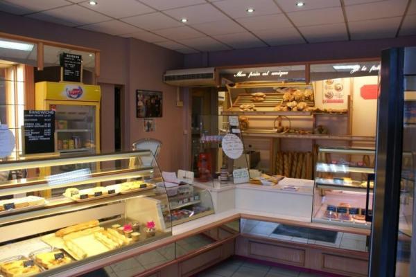 Commerce boulangerie