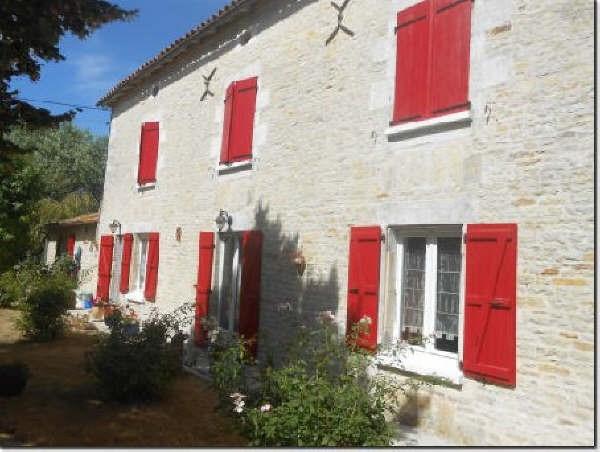 Sale house / villa Aulnay 232100€ - Picture 2