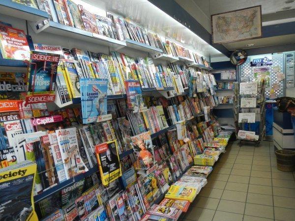 Fonds de commerce Tabac - Presse - Loto Grenoble 0