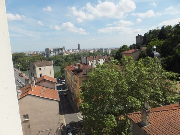 Verhuren  appartement Lyon 4ème 510€ CC - Foto 1