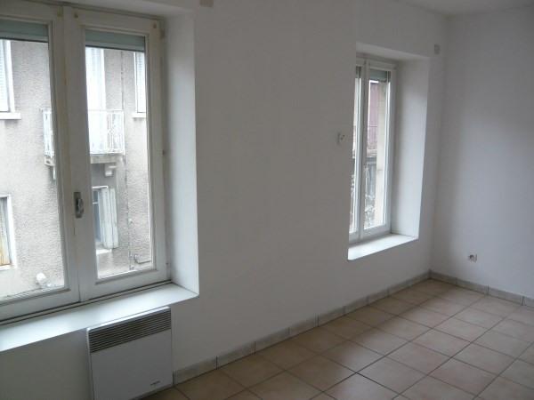 Rental apartment Pont de cheruy 470€ CC - Picture 2