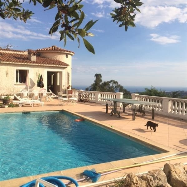 Deluxe sale house / villa Nice 1 155 000€ - Picture 1