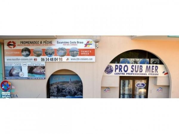 Vente Local commercial Argelès-sur-Mer 0