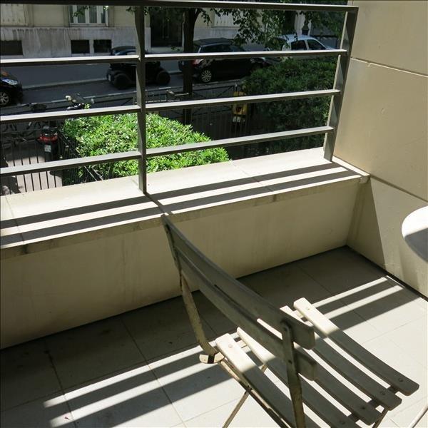 Vente appartement Paris 16ème 650000€ - Photo 3