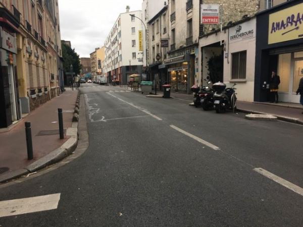 Location Boutique Saint-Ouen 0