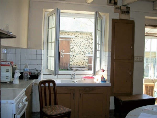 Sale house / villa La porcherie 112 800€ - Picture 4