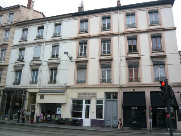 Rental apartment Lyon 3ème 790€ CC - Picture 1
