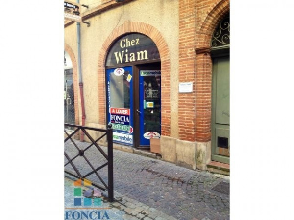 Location Local commercial Montauban 0