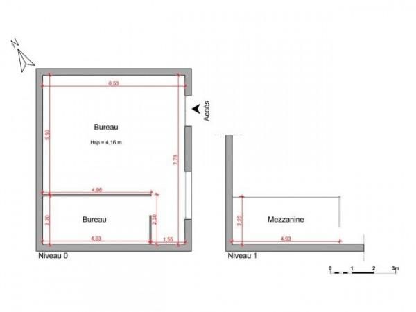 Location Local d'activités / Entrepôt Vienne 0