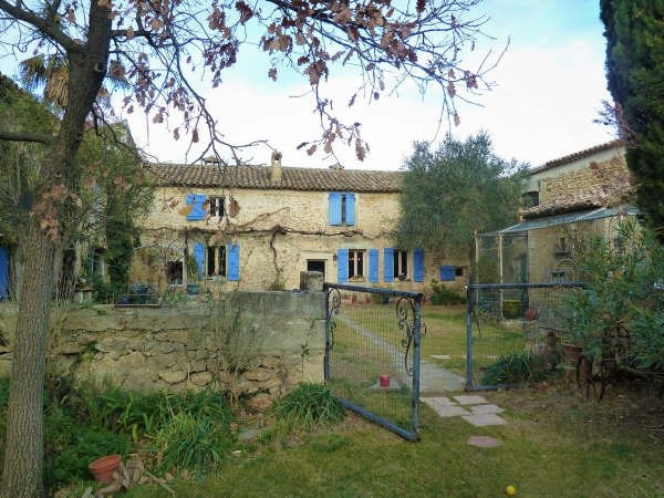 Vente maison / villa Pierrelatte 435 000€ - Photo 1