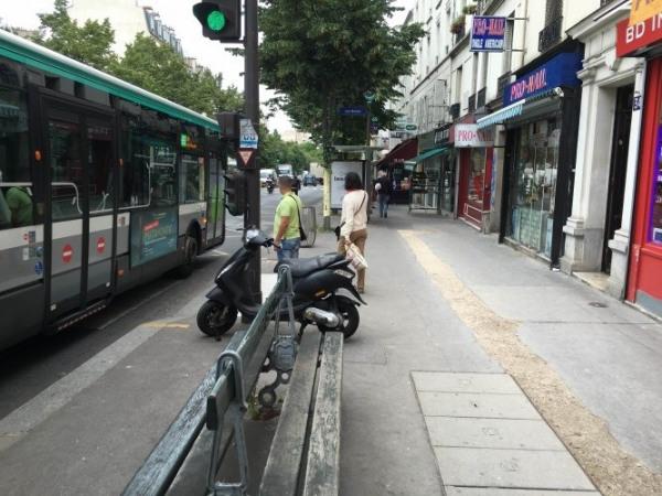 Vente Boutique Paris 18ème 0