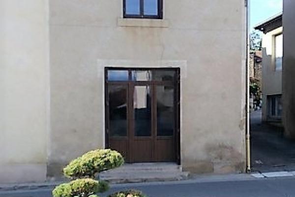 Vente maison / villa Mours-saint-eusèbe 125000€ - Photo 1
