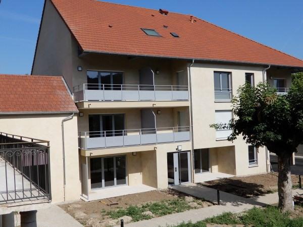 Rental apartment Cremieu 790€ CC - Picture 1