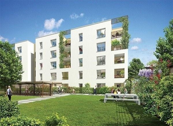 Sale apartment Vaulx en velin 138000€ - Picture 3