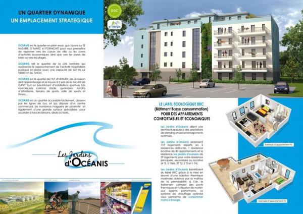 Les jardins d'oceanis
