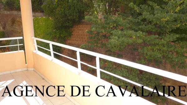 Appartement T 2 à Cavalaire avec garage
