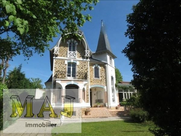 Revenda residencial de prestígio casa Le perreux sur marne 1495000€ - Fotografia 1