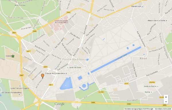Rental apartment Fontainebleau 1100€ CC - Picture 17