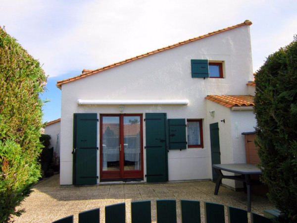 Maison Saint Palais Sur Mer 4 pièce (s) 37.4 m² à 4