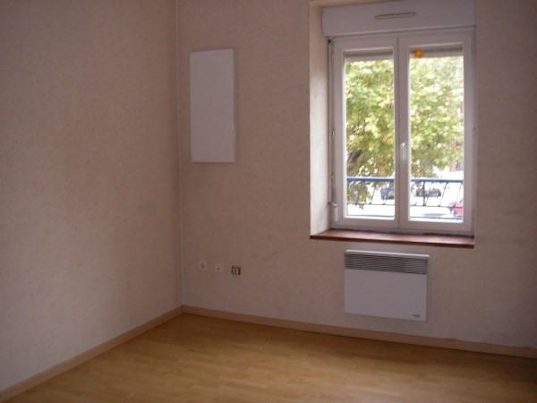 Rental apartment Montalieu vercieu 495€ CC - Picture 3