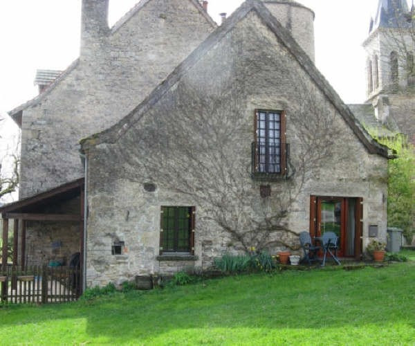 Vente maison / villa Vailhourles 85000€ - Photo 1