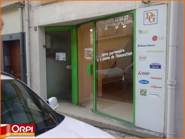 Location Local commercial Montluçon 0