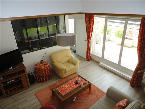 Sale apartment Colombes 572000€ - Picture 6