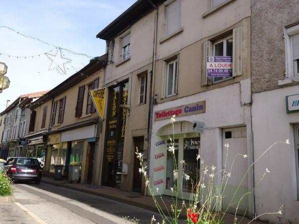 Rental apartment Pont de cheruy 470€ CC - Picture 5