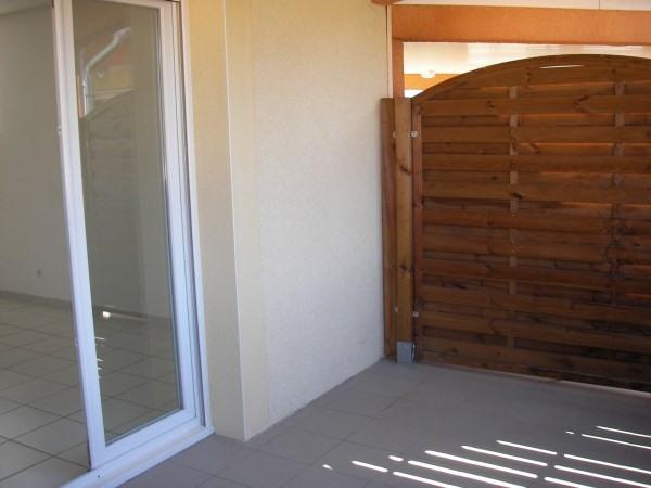 Rental apartment Montalieu vercieu 505€ CC - Picture 4
