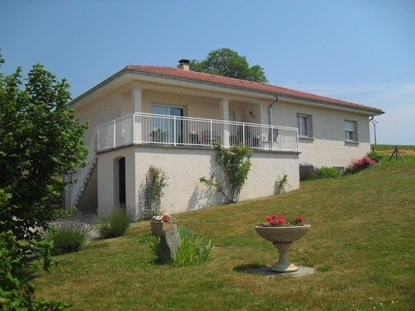 Vente maison / villa Meyrieu les etangs 247 000€ - Photo 1