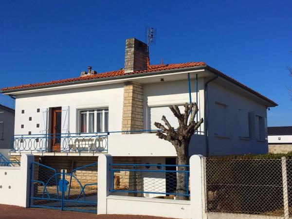 Maison Saint Palais Sur Mer 6 pièce (s) 165 m² à 25