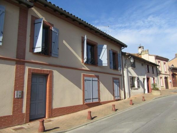 Rental apartment Bouloc 600€ CC - Picture 1