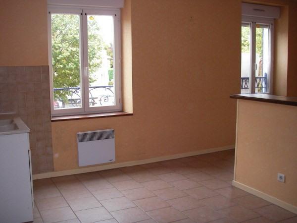 Rental apartment Montalieu vercieu 495€ CC - Picture 1