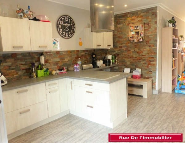 Sale apartment Wittersheim 190 500€ - Picture 2