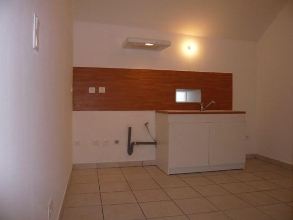 Rental house / villa Hieres sur amby 452€ CC - Picture 3