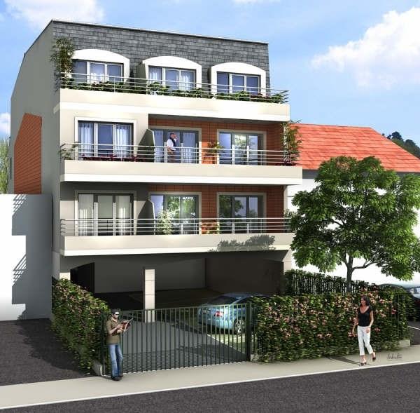 Rental apartment Draveil 780€ CC - Picture 1