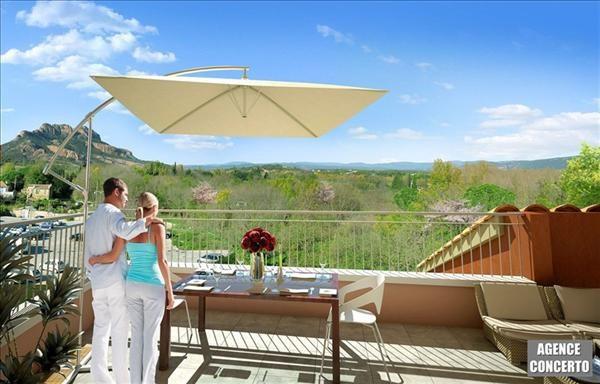 Vente appartement Roquebrune sur argens 275310€ - Photo 1