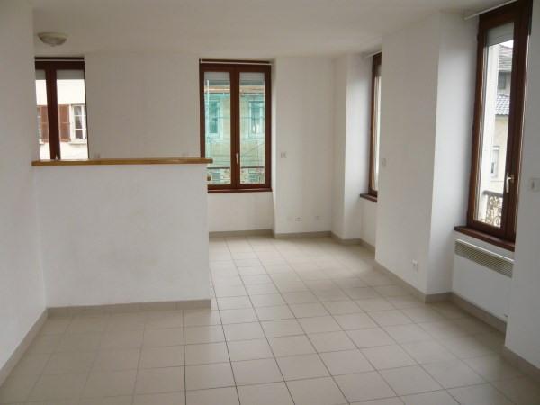 Rental apartment Bourgoin jallieu 400€ CC - Picture 3
