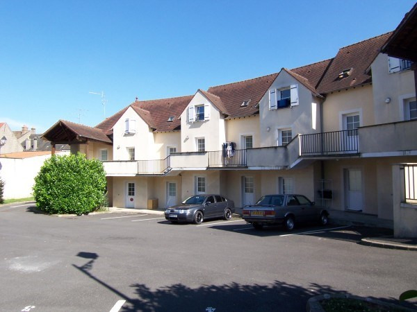 Rental apartment Saint vrain 660€ CC - Picture 1
