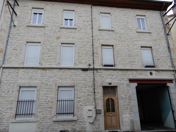 Location appartement Bourgoin jallieu 535€ CC - Photo 1