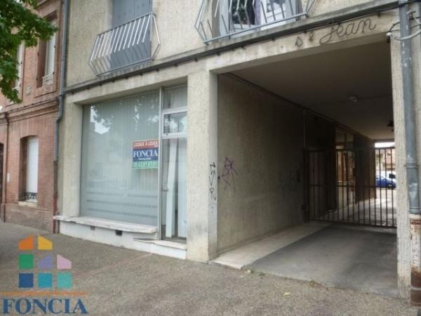 Vente Local commercial Montauban 0