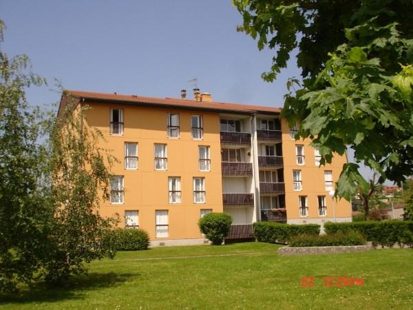 Location appartement Cremieu 676€ CC - Photo 1