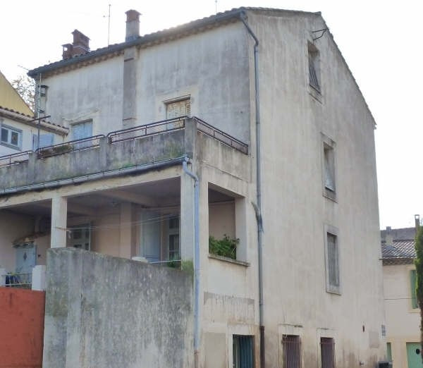 Sale building Beziers 160000€ - Picture 1