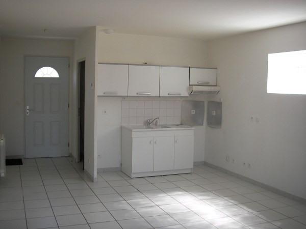 Rental apartment Montalieu vercieu 505€ CC - Picture 2