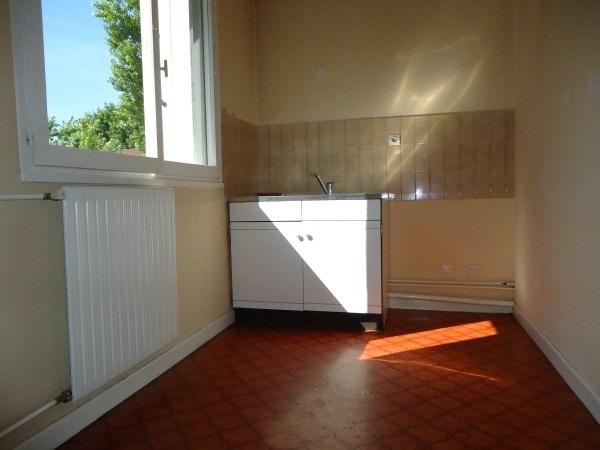 Rental apartment Pont de cheruy 481€ CC - Picture 2