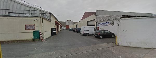 Location Local d'activités / Entrepôt Noisy-le-Sec 0