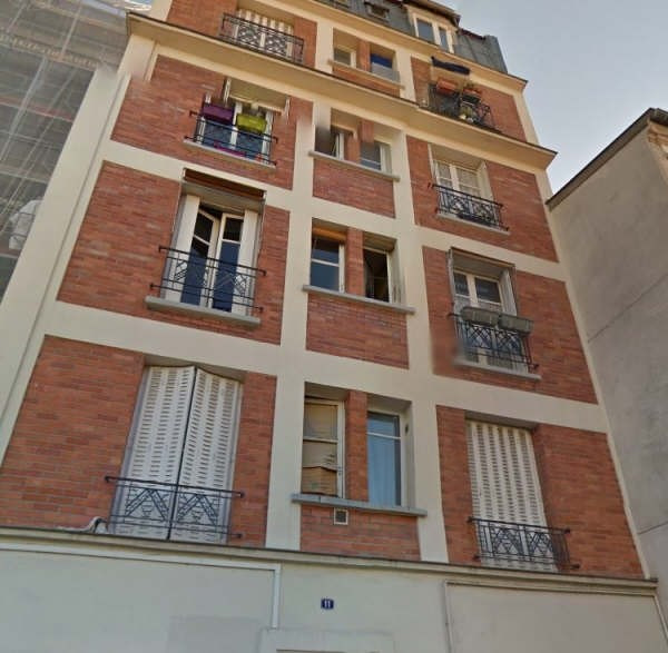 Rental apartment Paris 13ème 546€ CC - Picture 3