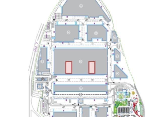 Location Local d'activités / Entrepôt Rungis 0