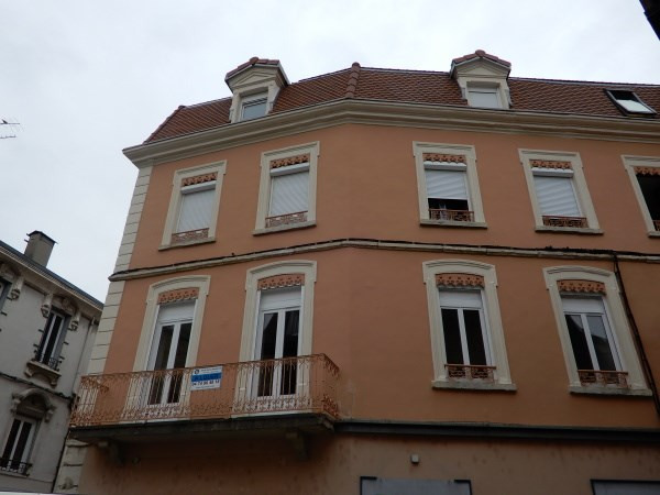 Rental apartment Bourgoin jallieu 885€ CC - Picture 1